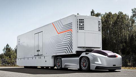 Volvo zapewnia, że autonomiczne ciężarówki z napędem elektrycznym zmienią oblicze transportu