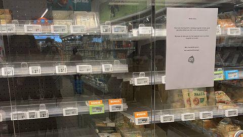 Problemy z Microsoft Exchange przerwały dostawy sera do sklepów