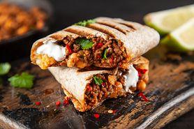 Burrito - charakterystyka, rodzaje, kalorie i wartości odżywcze