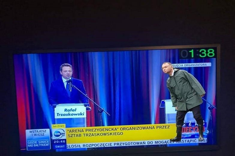 Poniedziałkowe debaty. Najlepsze memy. Internauci bezlitośni