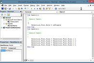 Automatyzacja pracy z Wordem — wprowadzenie do pisania makr VBA - Edytor VBA