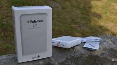 Polaroid ZIP Mobile Printer — mobilna drukarka bezprzewodowa