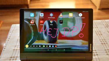 Lenovo YOGA Tab 3 Pro jako wielozadaniowy tablet dla kinomaniaka