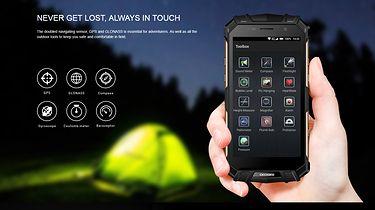 DOOGEE S60 — smartfon typu rugged, do zadań specjalnych