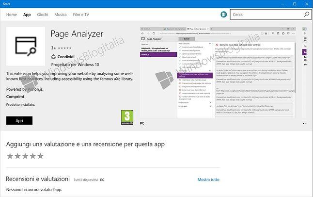 Źródło: Windows Italia Blog