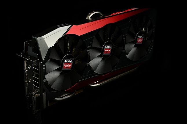 ASUS STRIX Radeon R9 Fury