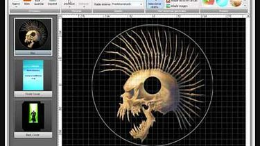 AVS Cover Editor — do tworzenia projektów okładek i nadruków na płyty CD/DVD
