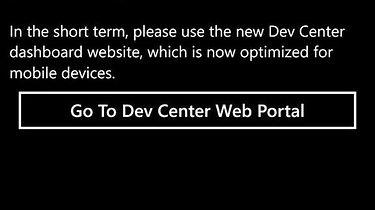 Uniwersalna wersja Windows DevCenter, czyli śledzimy naszą aplikację w markecie - Komunikat z listopada 2015...