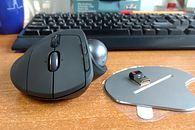 Gryzoń z trackballem wciąż żywy. Recenzja bezprzewodowej myszy Logitech MX ERGO
