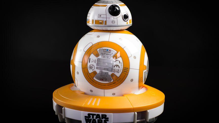 BB-8 by Sphero – wideorecenzja najnowszej zabawki z uniwersum Gwiezdnych Wojen