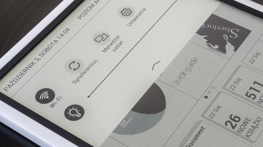 PocketBook Ultra – test czytnika ebooków z aparatem fotograficznym