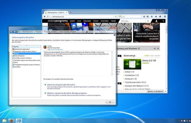 Windows 7: automatyzacja i rozbudowany panel ustawień