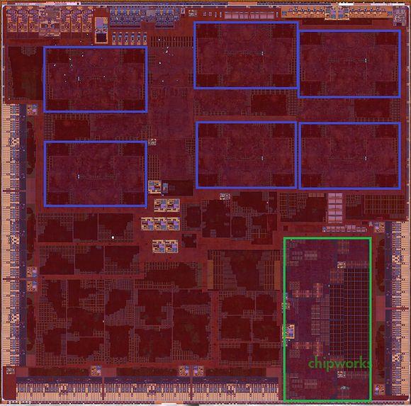 A9X z iPada Pro: ARM-owy procesor, który rywalizuje z lekkimi x86.