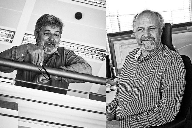 Założyciele firmy AVAST — Eduard Kucera oraz Pavel Baudis
