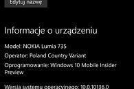 Windows 10 Mobile kompilacja 10136 — kolejne podejście i kolejny powrót do WP 8.1.2
