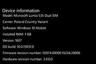 Microsoft nie zawodzi w swoim zawodzeniu Insiderów, czyli Windows 10 w bliźniaczej kompilacji 15031