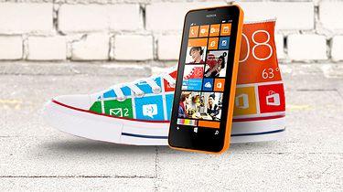 Wygraj trampki projektując ekran w Windows Phone 8 - Trampkomania z Windows Phone