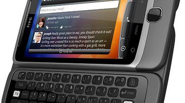 Kilka zdań o telefonach, które powinny wrócić na półki sklepowe [felieton] - HTC Desire Z - jeden z popularniejszych i ostatnich smartfonów z fizyczną klawiaturą
