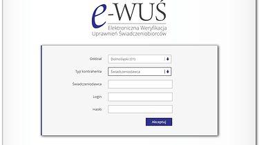 Specjalista ds. teleinformatycznych - e-WUŚ cz. 30 - logowanie do systemu