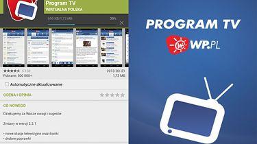 Program TV – gazeta z programem bez.. gazety :)