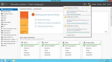 Czas na Windows Server 2012 cz.5 - Konfiguracja Active Directory