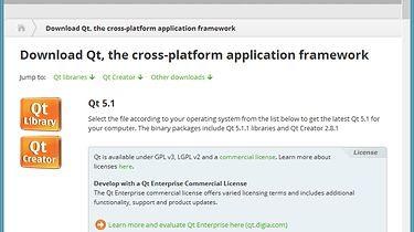 Jak zainstalować Qt Creator bez Qt - Windows