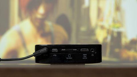 Philips PicoPix 2480 – przenośne kino zawsze i wszędzie