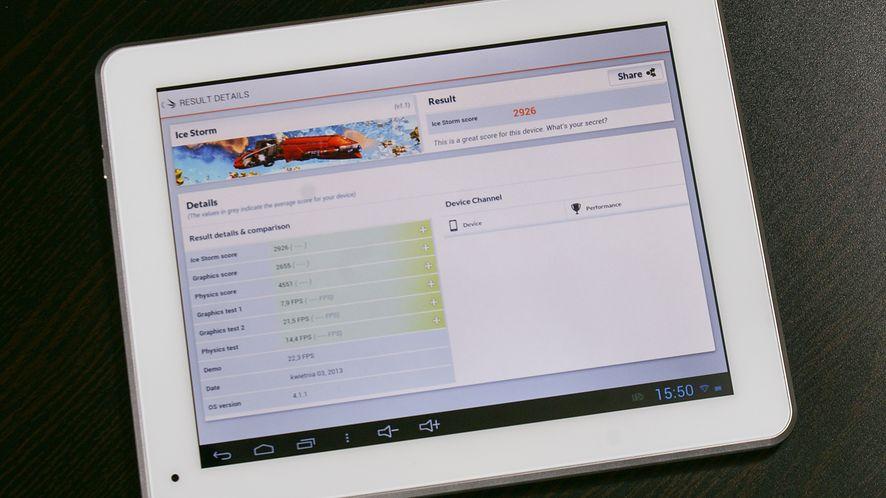 Manta MID9702 — duży, szybki, niedrogi i niedopracowany tablet