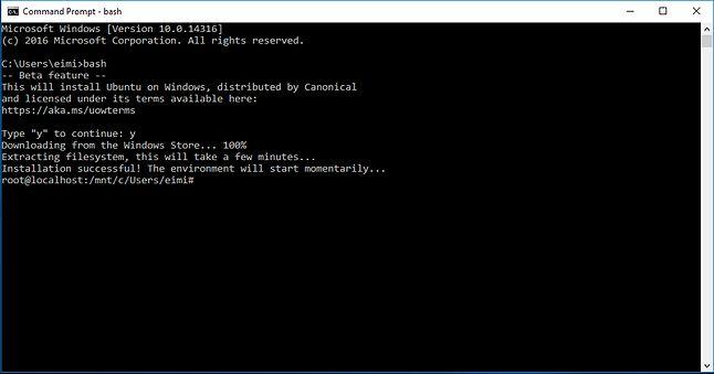 Ubuntu świeżo zainstalowane