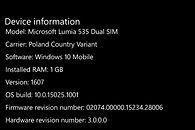 Wyczekiwana mobilna oraz niemrawa desktopowa, czyli Windows 10 w kompilacji 15025