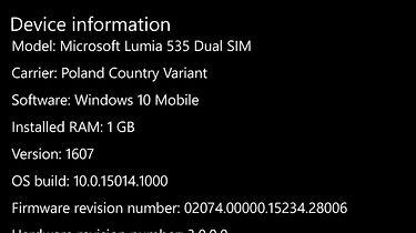 Kolejna porcja mniej lub bardziej istotnych zmian, czyli Windows 10 oraz Windows 10 Mobile w kompilacji 15014
