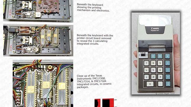 Źródło: vintagecalculators.com