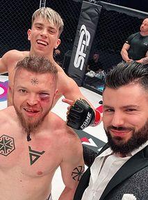 """Pierwszy raz oglądałam Fame MMA 9: """"Nie dasz rady na trzeźwo""""."""