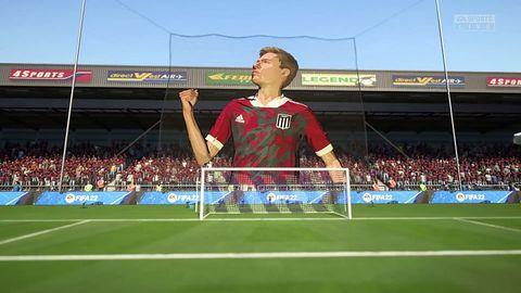 FIFA 22 - tryb kariery. Zwiastun przedstawia nowe możliwości