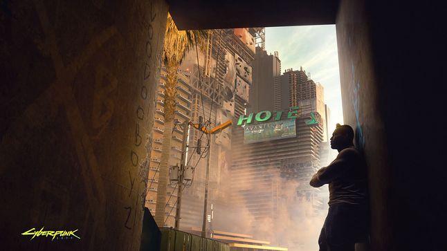 Czekając na premierę Cyberpunk 2077