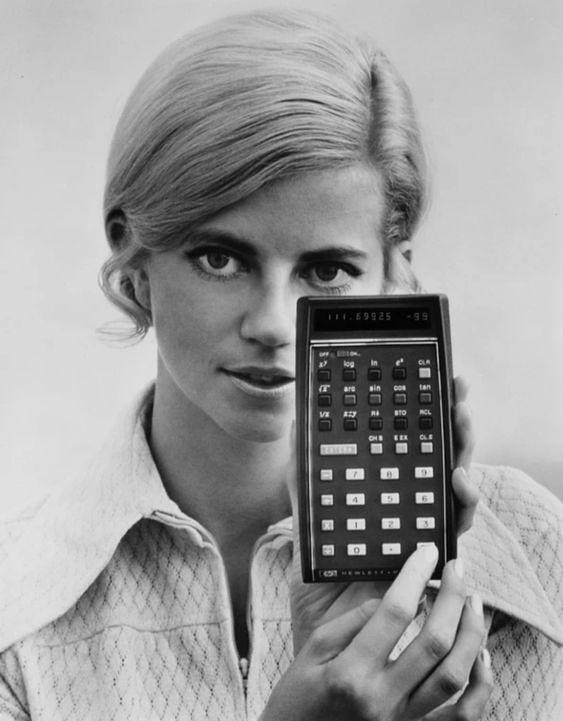 Kalkulator HP-35