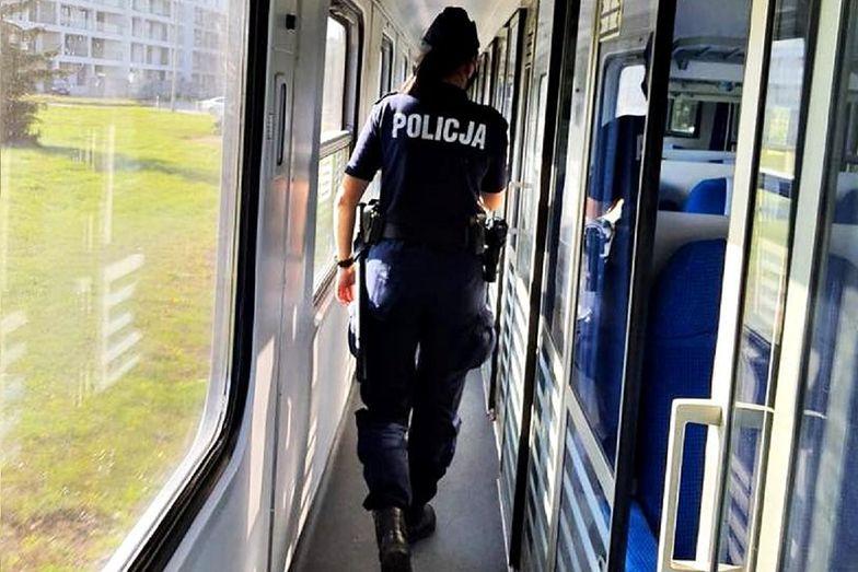 Zaginęła w piątek. 12-latka była w pociągu jadącym na drugi koniec Polski