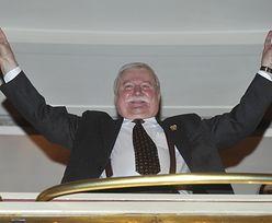 Lech Wałęsa pochwalił się niezwykłym prezentem. Były prezydent świętuje