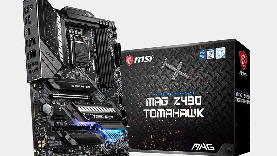 MSI prezentuje nowe płyty główne Z490 kompatybilne z najnowszymi procesorami Intela