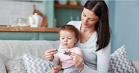 Co zrobić, żeby dziecko nie chorowało?