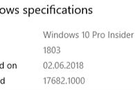 Nuda, nuda i jeszcze raz nuda, czyli brak większych nowości w Windows 10 17682