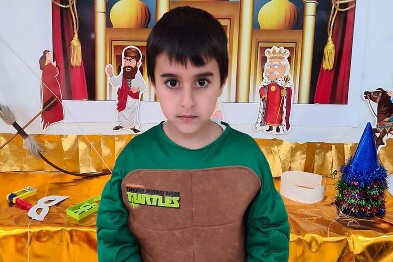 Izrael. Ojciec właśnie żegnał 5-letniego syna. Wtedy spadły rakiety