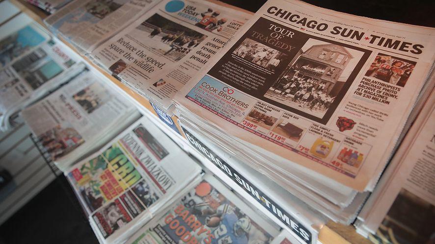 Aplikacje do czytania newsów i klienty RSS (Scott Olson/Getty Images)