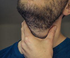 Objawy raka języka, które łatwo zbagatelizować