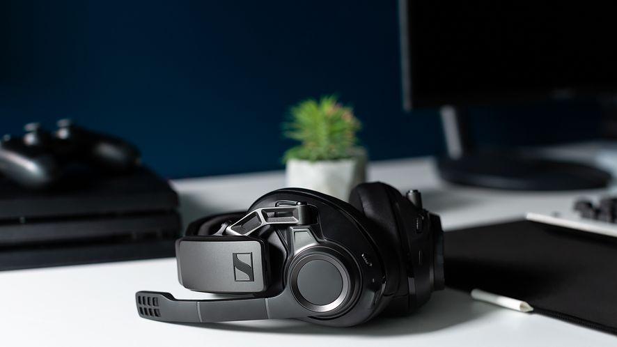 Sennheiser wprowadza na polski rynek nowe słuchawki dla graczy, fot. materiały prasowe