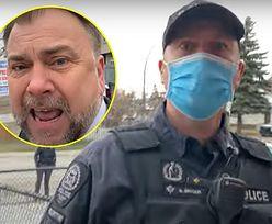 """Policja przyszła z nakazem. Polski pastor wpadł w furię. """"Gestapo!"""""""
