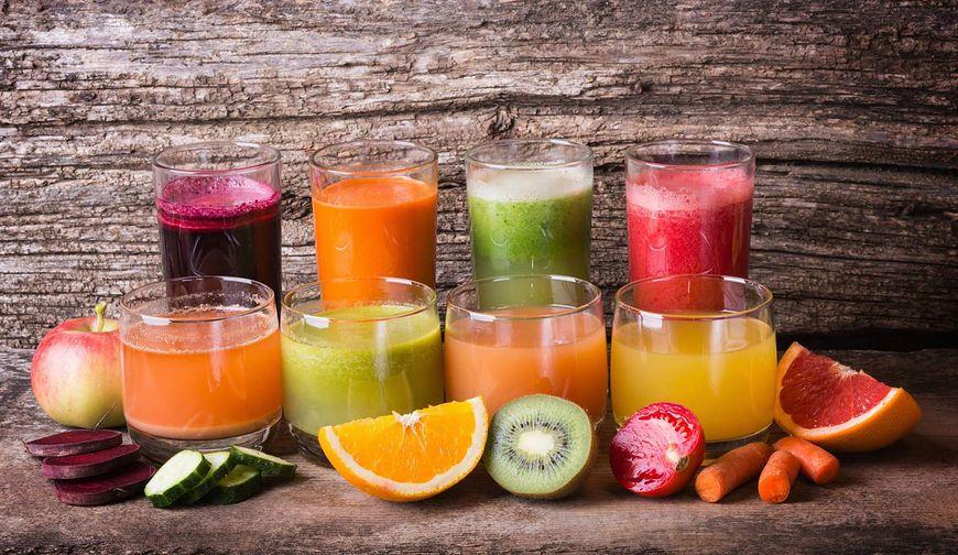 Napoje owocowe dla dzieci