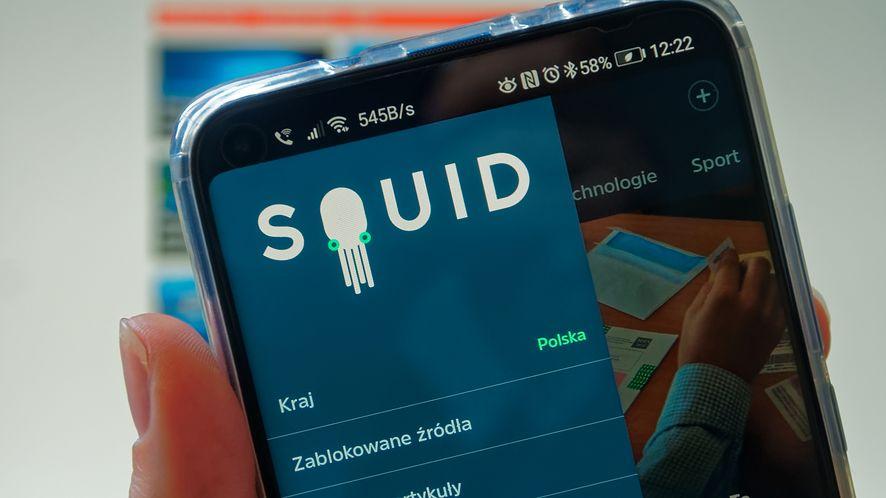 Poznaj Squid. Źródło wiadomości o wszystkim, co cię interesuje