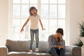 Nadpobudliwość u dziecka