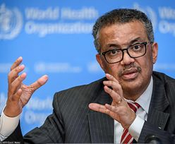 Koronawirus: Szef WHO: Restrykcje nie ugaszą pandemii